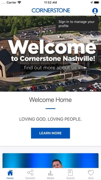 Cornerstone Church Nashville