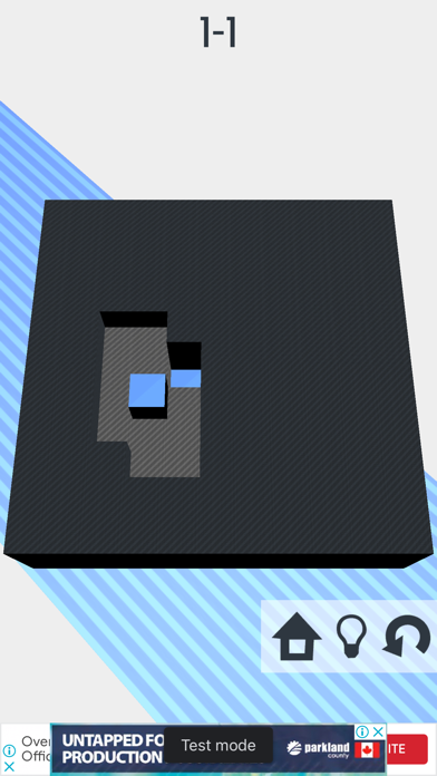 Cube [Brain training maze] screenshot 2