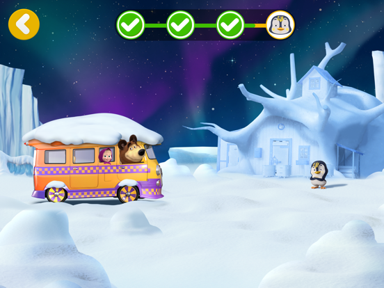 Masha and the Bear Pizzeria! screenshot 11