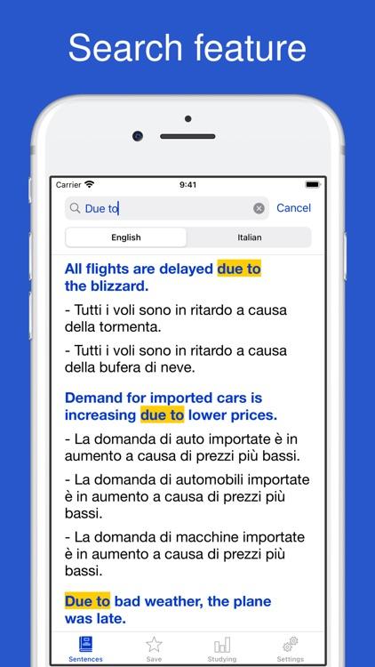 English Italian Translation screenshot-8