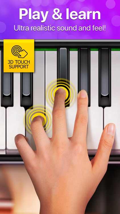 Piano - Lessons & Tiles Games screenshot-0
