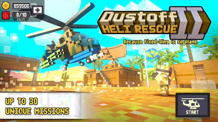 Dustoff Heli Rescue 2: Air War screenshot-3