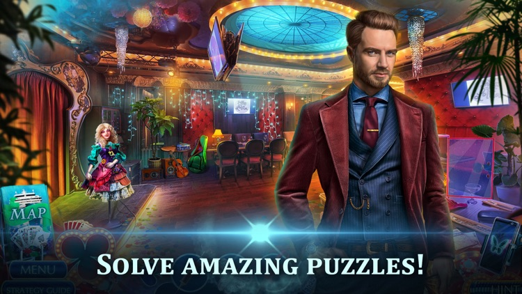 Mystery Tales: Dealer's Choice screenshot-3