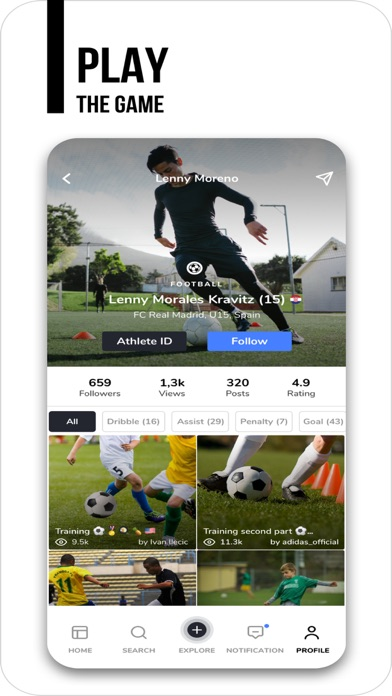 cancel Sportyn - Empowering Athletes app subscription image 1