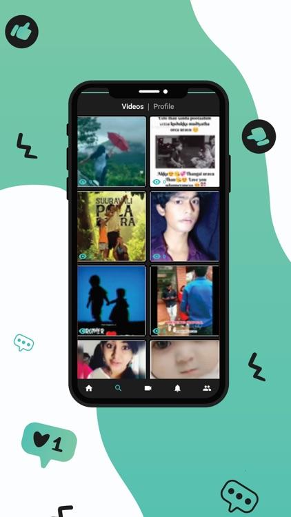 Momos - Short video app