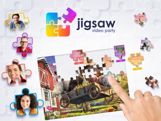 Jigsaw Video Party screenshot 9
