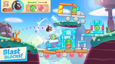 Angry Birds Journey screenshot 1