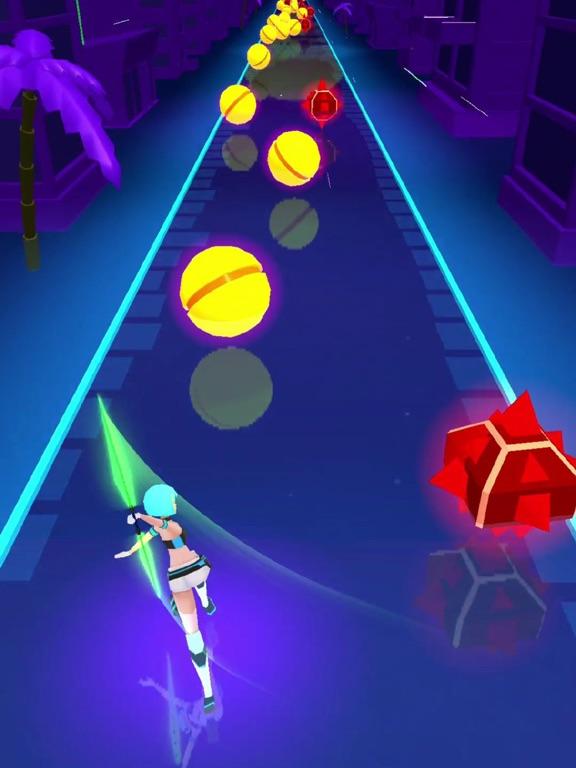 Cyber Slash 3D screenshot 10
