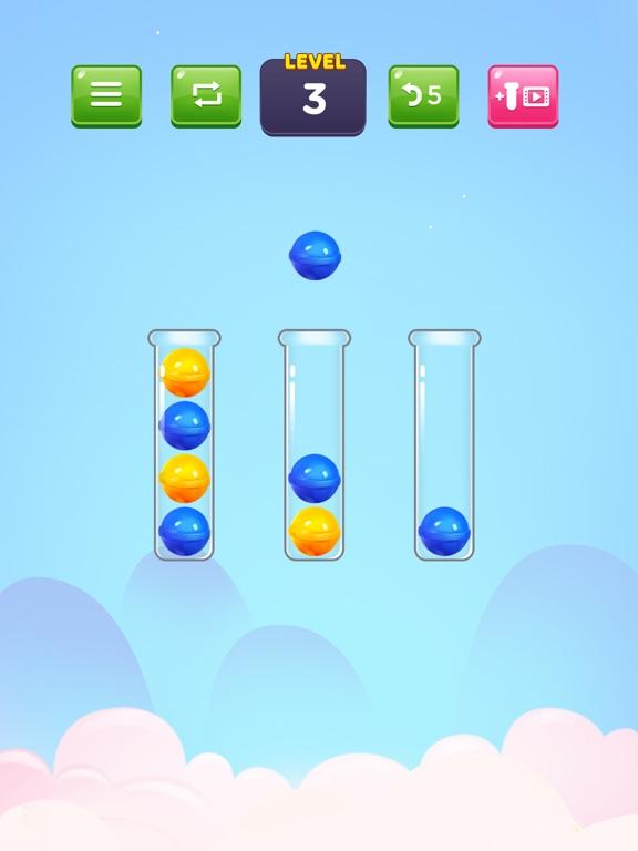 Color Ball Puzzle - Ball Sort screenshot 8
