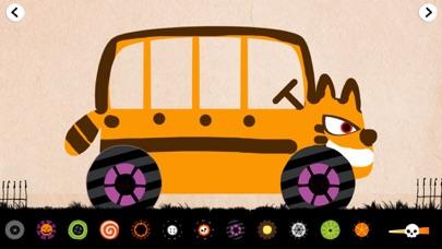 ハロウィーンの車の子供のゲーム(フル):モンスタートラック。のおすすめ画像5