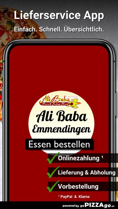 Ali Baba Pizza Emmendingen screenshot 1