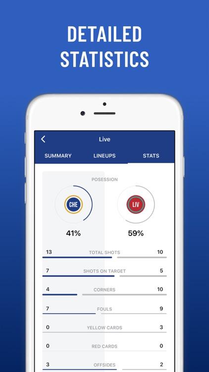 Blues Live: unofficial fan app screenshot-7
