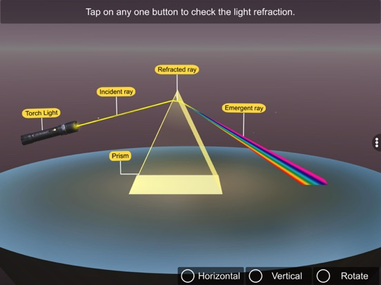 Light Refraction Through Prism screenshot 12