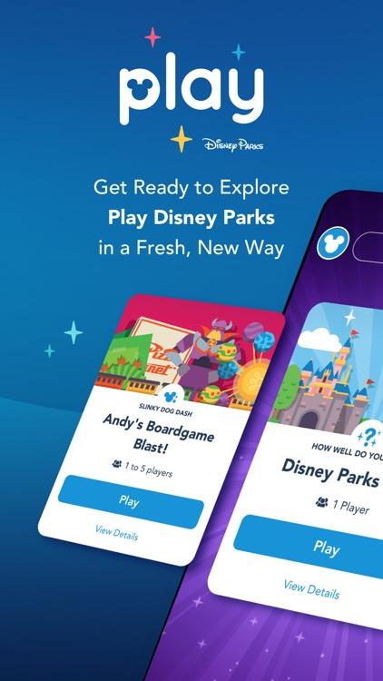 Play Disney Parks screenshot-0