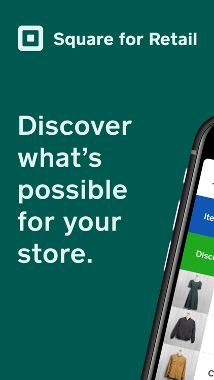 Square: Retail Point of Sale screenshot-6