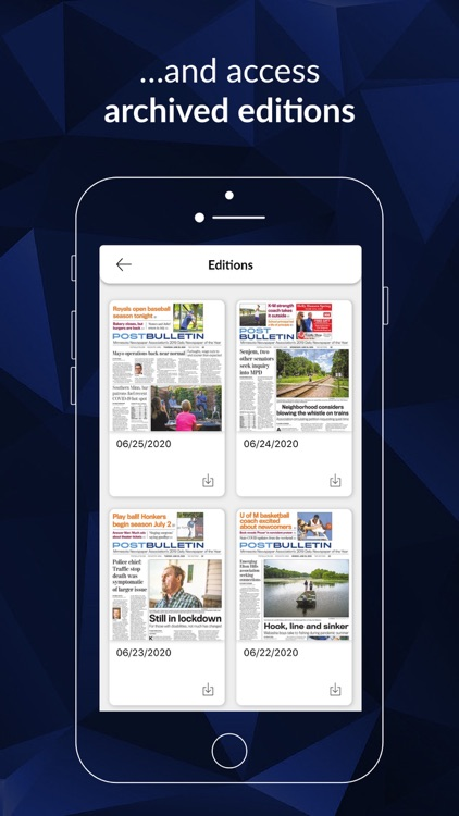 Post Bulletin E-paper screenshot-4