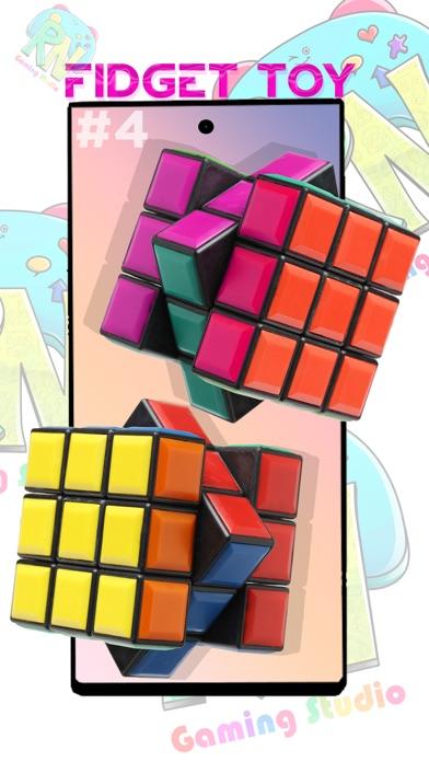 Screen Shot Fidget Toys Box Destress pops 6