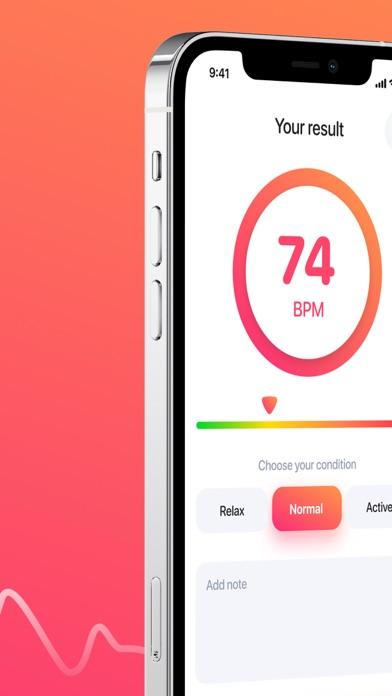 Puls - HerzfrequenzmesserScreenshot von 3