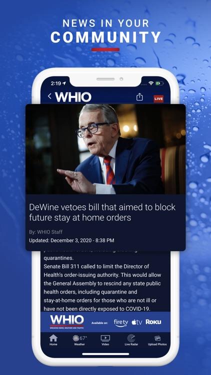 WHIO screenshot-3