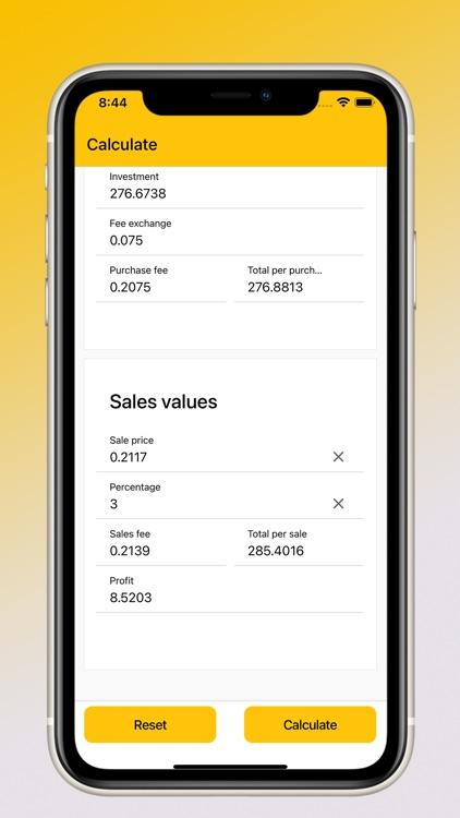 Crypto Profit Calculator