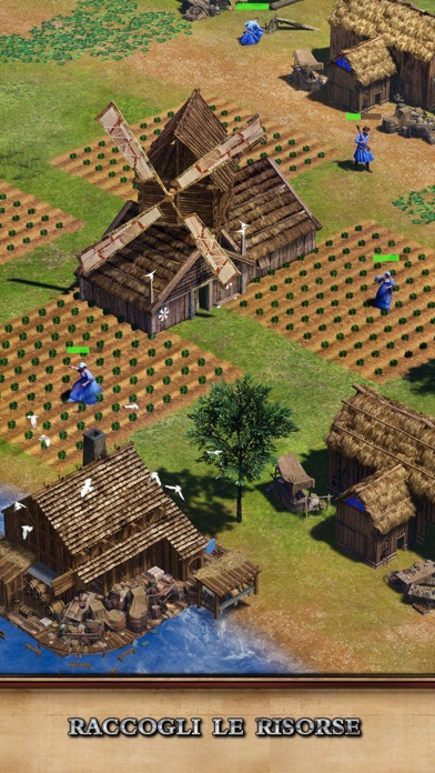 Screenshot of Rise of Empires: Fire and War2