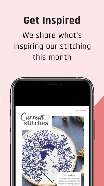 Love Embroidery Magazine screenshot-5