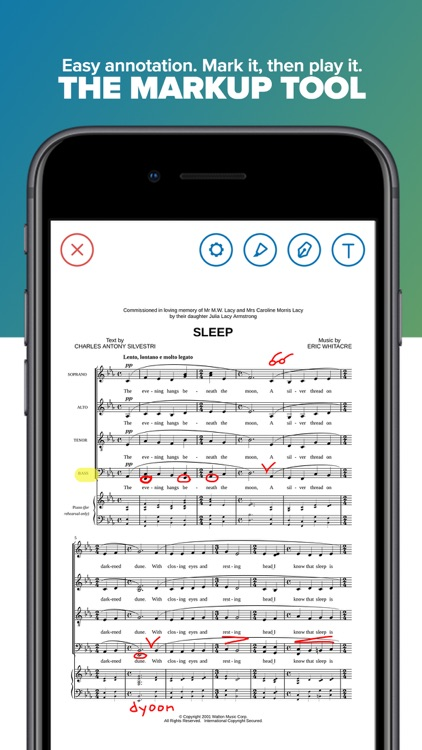 Musicnotes - Sheet Music screenshot-3