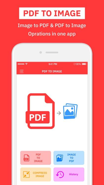 Image To PDF : Image Compresor