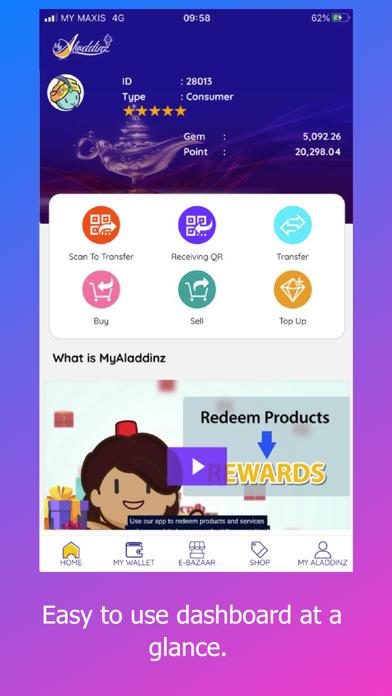 MyAladdinzのスクリーンショット3