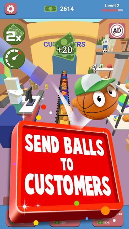 Ball Factory: Idle & Clicker screenshot-3
