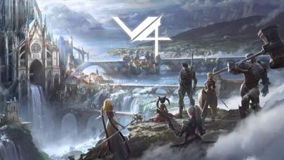 最新スマホゲームのV4が配信開始!