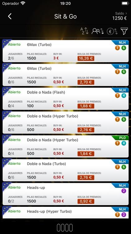 bwin: Poker y Juegos de Casino screenshot-3