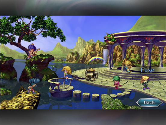 SaGa Frontier Remastered screenshot 11