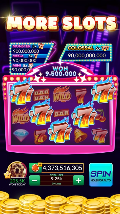 Jackpot Magic Slots™ & Casino screenshot-0