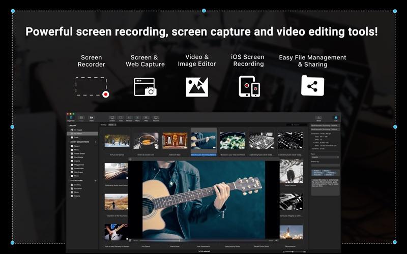 Capto: Screen Capture & Record Screenshots