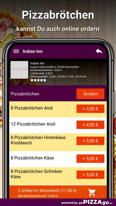 Indian Inn Harsewinkel screenshot 5