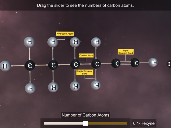 Saturated & Unsaturated Carbon screenshot 12