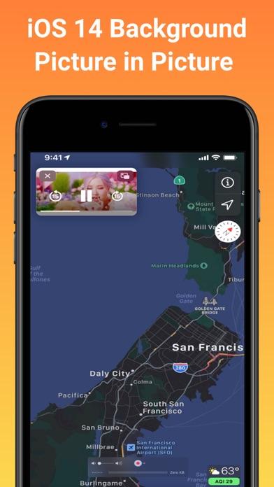 Music Downloader & Player Screenshot