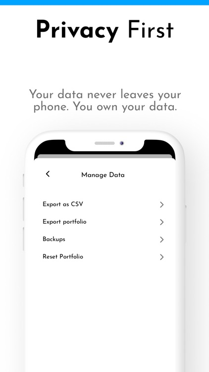 Wealth Wise - My Net Worth screenshot-6