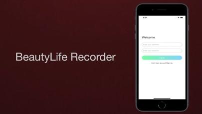 BeautyLife Recorder screenshot 1
