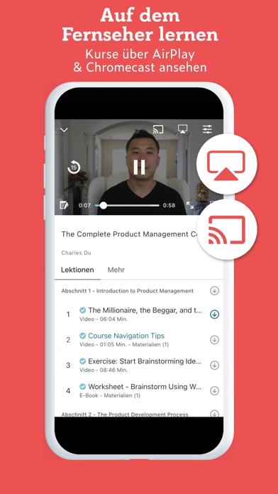Udemy - Online LernenScreenshot von 4