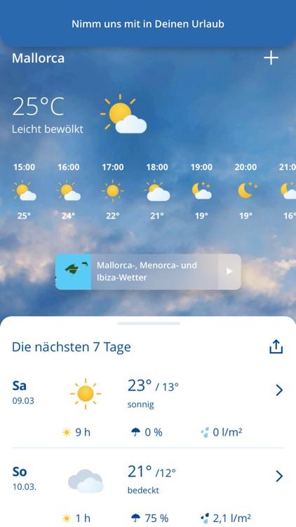 wetter.com screenshot-4