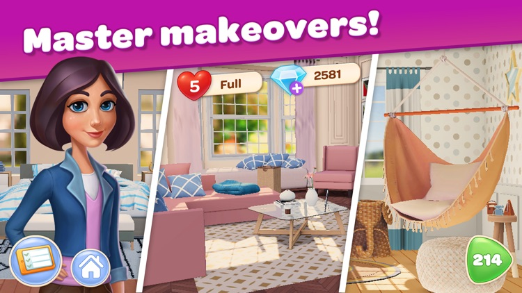 Mary's Life: A Makeover Story