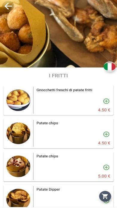 Margot pizza gourmet screenshot 3