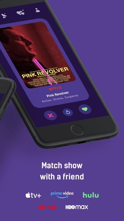 Binger: Swipe on TV-Shows