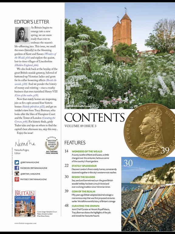 Britain Magazineのおすすめ画像2