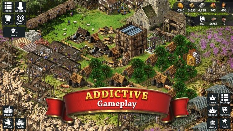 Stronghold Kingdoms Castle Sim screenshot-0