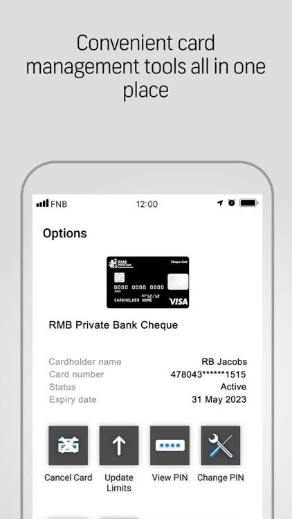 RMB Private Bank App screenshot-6