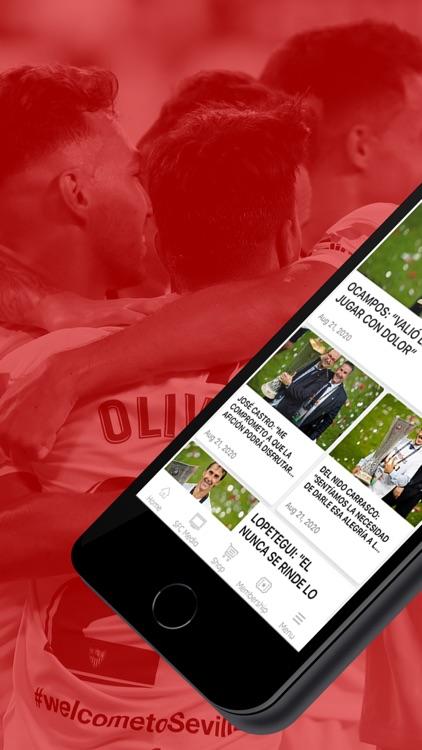 Sevilla FC - Official App