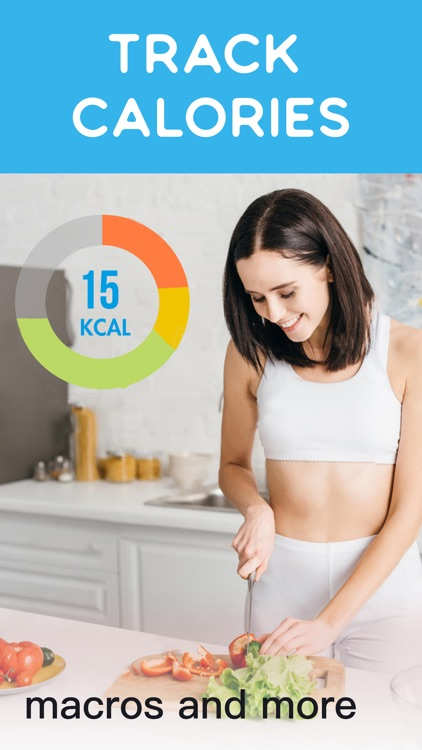 Nutritionist - Calorie Counter